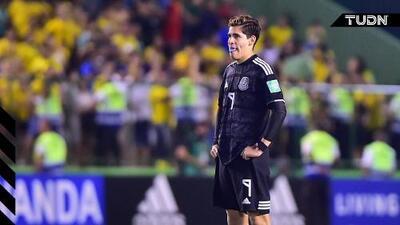 Para Santiago Muñoz, México fue mejor que Brasil