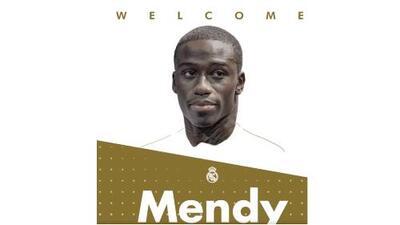 Tiembla Marcelo: Real Madrid oficializó la llegada del lateral Ferland Mendy