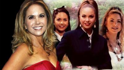 A 23 años del final de 'Lazos de amor', Lucero responde si la perversa María Paula sobrevivió