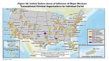 Estos son los cárteles del narcotráfico con mayor presencia en Arizona