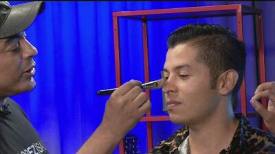 Los hombres también deben cuidar su belleza y un experto les da consejos para el cabello y el rostro