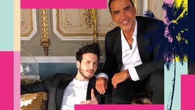 En video, todo lo que pasó en la fiesta privada de Alejandro Fernández con Sebastián Yatra en España