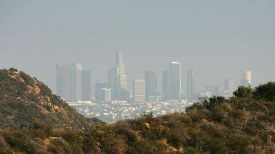 Lunes con probabilidad de lluvias aisladas en Los Ángeles
