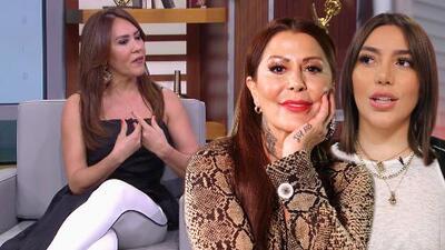 Tanya Charry recuerda cuando Alejandra Guzmán le confesó en una entrevista que pensó en abortar a Frida Sofía