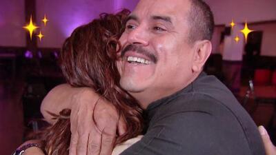 Con buenas nuevas llegó el Ángel de la Justicia para este padre inmigrante que fue detenido por ICE