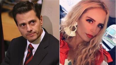 Indignada, Tania Ruiz defiende a Enrique Peña Nieto cuando la cuestionan sobre una costosa cena en Miami