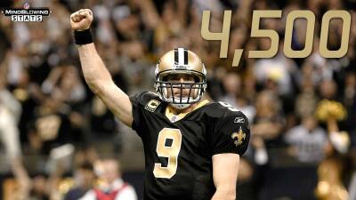 Estadísticas Alucinantes de los New Orleans Saints