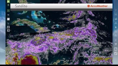 Mas lluvia en Puerto Rico, no se descartan inundaciones