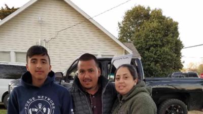 Buscan a padre de familia que desapareció luego de estar con sus compañeros del trabajo en Dallas