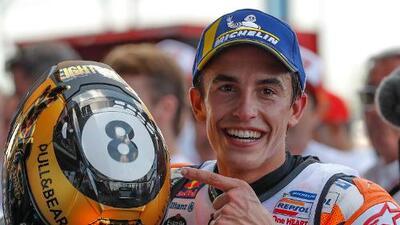 Marc Márquez se convierte en seis veces campeón de MotoGP