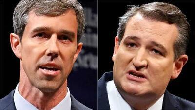 """""""No necesitamos tener miedo"""": Beto O'Rourke responde a los cuestionamientos de Ted Cruz sobre inmigración"""