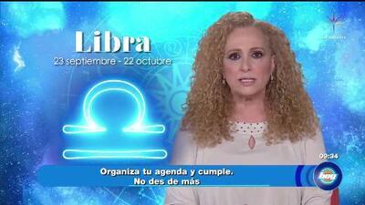 Mizada Libra 09 de abril de 2018