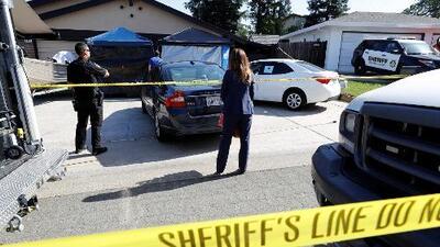 El 'Asesino del Golden State' no mostró asombro cuando la policía lo arrestó en su casa