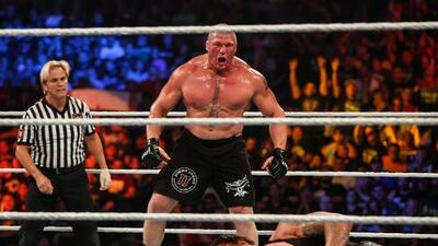 El regreso de Brock Lesnar a la UFC está cada vez más cerca