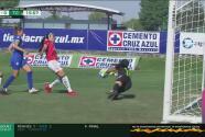 ¿Cómo no anotaron? Karla Morales evita el gol de Tijuana Femenil