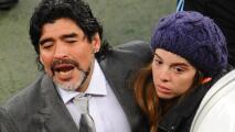 Dalma Maradona explota tras supuestos audios del médico de su papá