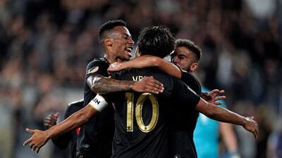 Carlos Vela y LAFC clasifican a la Concacaf Liga de Campeones
