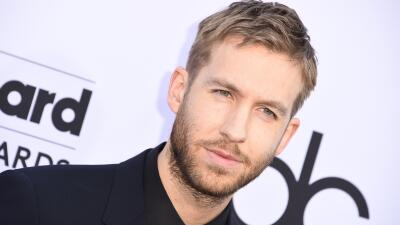 Calvin Harris lanza un dardo envenenado a Taylor Swift en los premios GQ