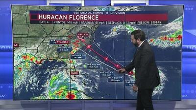 Ordenan evacuaciones obligatorias en Carolina del Norte por posibles ráfagas de viento de más de 100 mph