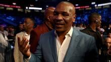Mike Tyson y su 'peculiar' manera de pasar los exámenes antidoping