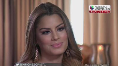 EXCLUSIVA. La primera entrevista de Miss Colombia