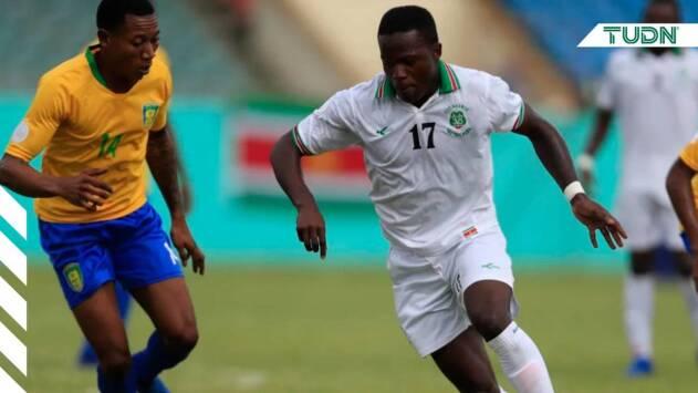 San Vicente y Surinam, invictos en la Concacaf Nations League