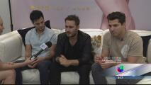 Reik habla de la experiencia de grabar con Nicky Jam