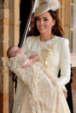 ¿Quién NO fue al bautizo del Príncipe George?