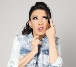 Dalílah Polanco es Martina en La Familia P. Luche