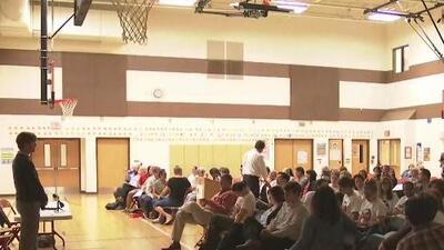 Preocupación entre los habitantes de Waukegan por la contaminación del aire con óxido de etileno