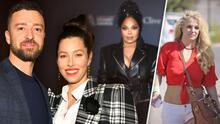 Jessica Biel reacciona a las disculpas que Justin Timberlake le ofreció a Britney Spears y Janet Jackson