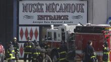 Lo que se sabe del voraz incendio de cuatro alarmas en el histórico muelle 45 de San Francisco