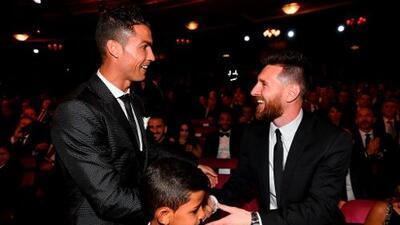 La Tinta Indiscreta: El inteligente es Messi, no Cristiano
