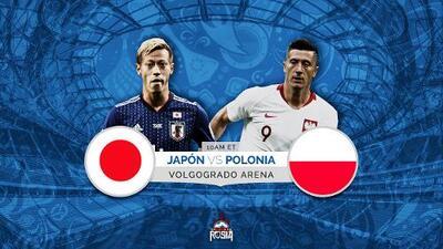 Japón quiere avanzar a octavos a expensas de una Polonia eliminada