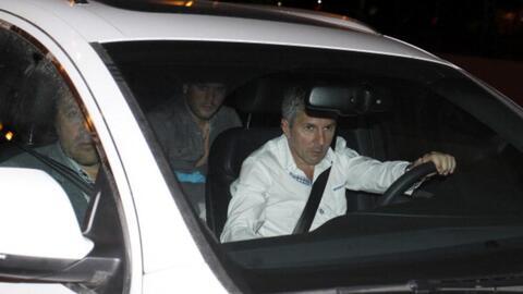 Padre de Messi chocó a un motociclista, fue detenido y posteriormente liberado