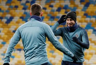 Chelsea no se quiere congelar en la Europa League en su choque contra Dinamo Kiev