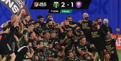 'Los Leñadores', reyes en Orlando y con un boleto a la Liga de Campeones de Concacaf