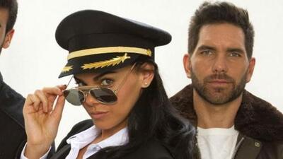 Livia Brito y Arap Bethke te invitan a ver La Piloto, serie que cada día atrae a más televidentes