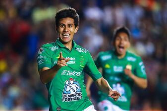 En fotos: León saca la mejor parte de la Ida de las Semifinales con gol en el segundo tiempo