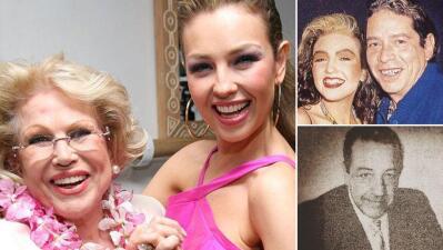 Las (pocas) veces que Thalía perdió su sonrisa: los días más amargos de la cantante y actriz