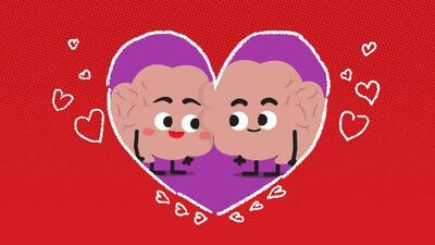This is what happens in your brain when you're in love