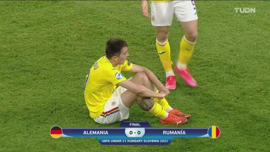 Alemania empata 0-0 con Rumania, pero pasa a Cuartos del Euro Sub-21