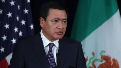 Exsecretario de Gobernación de México habría pedido 'maquillar' las cifras de asesinatos y secuestro