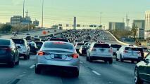 Este fin de semana habrá cierre de carreteras en Houston