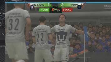 ¡Adiós a la racha! Pumas le pone el freno a Cruz Azul en la e LigaMX