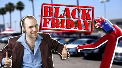 ¿Conviene comprar un carro en Black Friday?