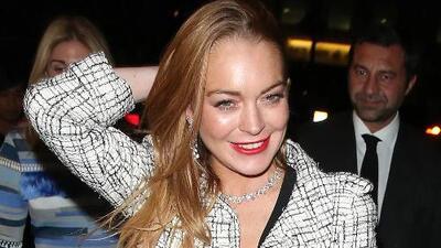 Lindsay Lohan acusada de comentarios racistas
