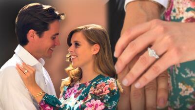 """""""No podemos esperar para casarnos"""": se compromete la princesa Beatrice (hija de Sarah Ferguson)"""