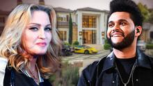 Madonna ya tiene las llaves y éstas son las fotos de la mansión que le compró a The Weeknd (con descuento)