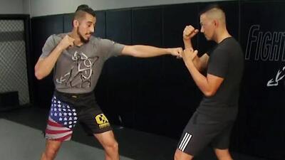 Erick 'Ghost Pepper' González nos dio un adelanto de cómo se está preparando para su pelea en Combate Américas